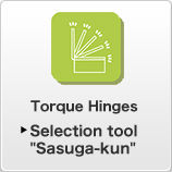 "Selection tool""sasuga-kun""-Torque Hinges"